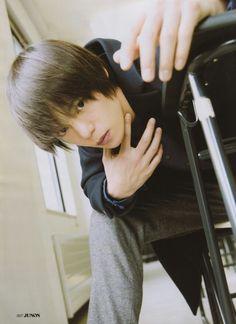 Kubota Masataka この髪の毛の質感堪らない \(//∇//)\