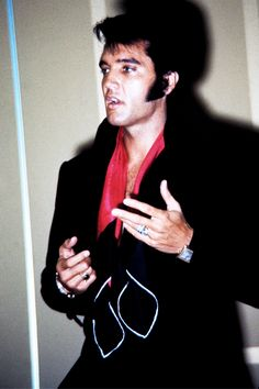 Press conference at the International Hotel, August 1st, 1969.