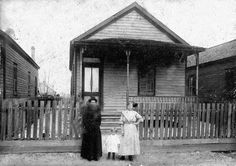 Historic residences pictured in the late 19th century and early 20th century around Pensacola, provided by the Pensacola Historical Society.