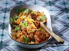 Unser beliebtes Rezept für Möhren-Koriander-Salat und mehr als 55.000 weitere kostenlose Rezepte auf LECKER.de.
