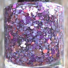 Sugar Plum Fairy - handmade nail polish