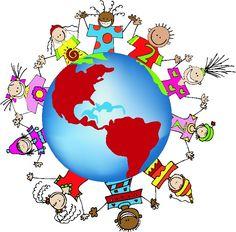 children around the world globes - Bing Images