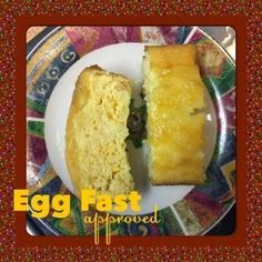 Tonight I took an existing recipe courtesy of my co-administrator of the Facebook page Low-Carb & Egg Fast Support group, Jaslyn, and transf...