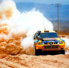 Seat Cordoba Safari Rally