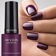 Image about nails in Nail Art Designs by Lucian Gorgeous Nails, Love Nails, How To Do Nails, Pretty Nails, My Nails, Revlon Nail Polish, Nail Polish Colors, Colorful Nail Designs, Nail Art Designs