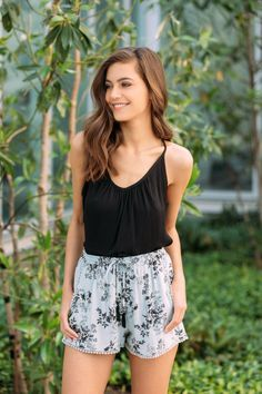 ddbe60842a1c How to Style Soft Shorts