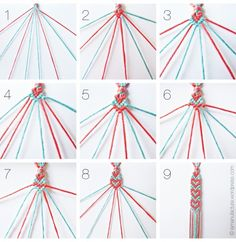Embroidery Bracelet Patterns The Diy Fastest Friendship Bracelet Ever. Embroidery Bracelet Patterns Easy Friendship Bracelets With Cardboard Loom Red . Bracelet Crafts, Jewelry Crafts, Cute Crafts, Crafts To Do, Easy Crafts For Teens, Diy Crafts For Teen Girls, Teen Diy, Kids Diy, Kids Crafts