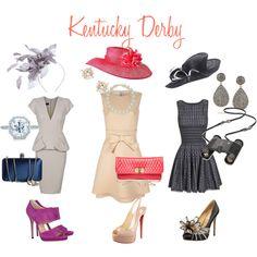 Kentucky Derby style