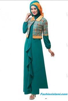 pin by food and recipes on gaya busana muslim terbaru pinterest modern hijabs and tutorials