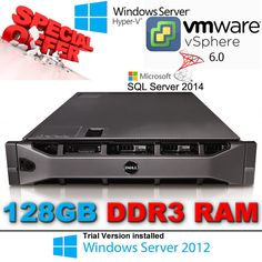 Dell PowerEdge R510 12B Server 8-Core 2.80GHz X5560 Wholesale Custom To Order