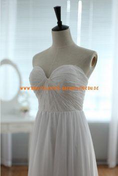 Schlicht Elegante Brautkleider 2013 aus Chiffon
