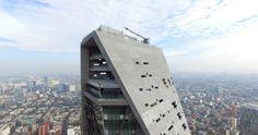 Video: Dron filma los 10 edificios en construcción más altos de la Ciudad de México
