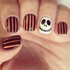Instagram media the_nail_lounge_miramar - halloween #nail #nails #nailart