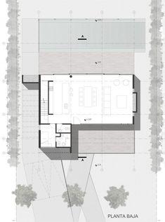 Transparencia estructural vivienda recomendados arquitectura argentina