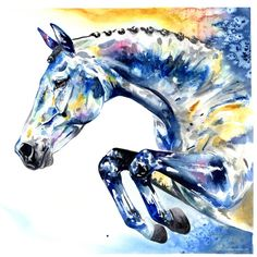 Contemporary watercolour piece. Part of the new collection. Thank you too everyone who contributed towards the colour palette decision.  I honestly dont want to part with this one. He's gone to the framers to framed in a bespoke white frame.  I hope you like him 💎 Chloe Brown, Contemporary Artwork, Equine Art, Pet Portraits, Original Artwork, Moose Art, Brown Art, Bespoke, Watercolour