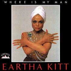 "Eartha Kitt - ""Where Is My Man"" [12'']"