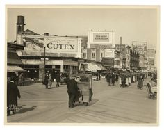 Landscape - Photo - Atlantic city 1922