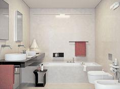 Vasca Da Bagno Sottopiano : Fantastiche immagini su vasche da bagno