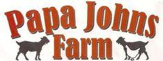 Papa Johns Farm - Home Alpine Goats, Goat Barn, Nigerian Dwarf, Goat Farming, Baby Goats, Backyard Farming, Great Pyrenees, Hobby Farms, How To Make Cheese