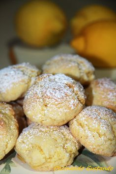 Biscotti al limone ricetta semplice e light