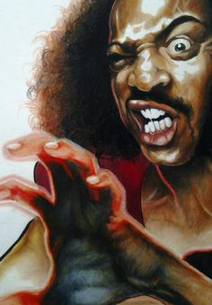 Sho'nuff by Aniekan Udofia The Last Dragon.