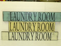 Large LAUNDRY ROOM SIGN / laundry decor / sign for laundry room / Large laundry sign /  laundry wall sign / shabby cottage chic decor