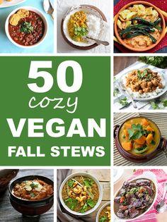 50 yummy, healthy and flavor-packed vegan stews | vegan foody