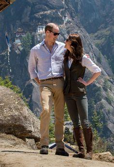 Best Pictures of Prince William and Kate Middleton   2016   POPSUGAR Celebrity