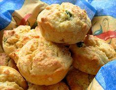 Kicks Like A Mule - Mexican Jalapeno And Cornbread Muffins! Recipe - Food.com - 268753
