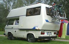 Mini Camper, Vw Camper, Camper Trailers, Vw Bus, Volkswagen, General Motors, Land Rover Defender, Vw T3 Doka, Classic Campers