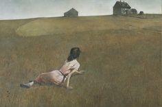 Christina's World | Andrew Wyeth
