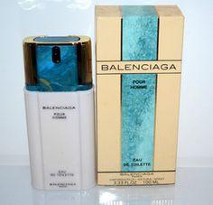 Balenciaga Pour Homme Eau De Toilette Spray $125 - QuirkyFinds.com