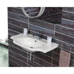 CeraStyle by Nameeks Yeni Klasik 25.5 by 18.5 ADAMounted or Self-Rimming Sink