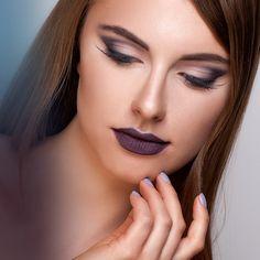 Black Swan Matte Lipstick #435 #blackswan #mattelipstick