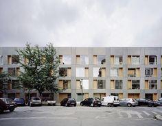 BIGyard ze5 by zanderroth architekten | Berlin | #appartementen #stapelwoningen…
