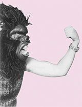 Guerilla Girls  Feminist art movement of the eighties, focused on promoting women artists.
