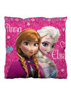 I'm selling Disney Frozen Pink Cushion 35cm x 35cm - £8.99 #onselz