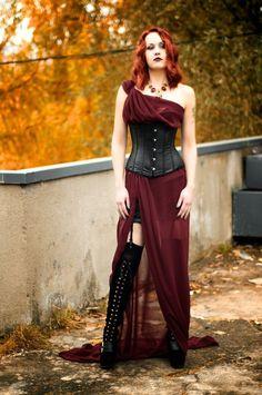 """victorian-goth: """"Victorian Goth """""""