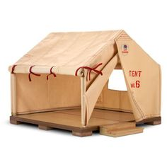 Molly's tent