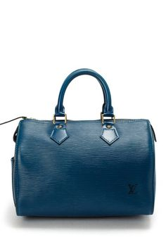 Vintage Louis Vuitton Leather Speedy 25 Handbag by Vintage Handbags on @HauteLook