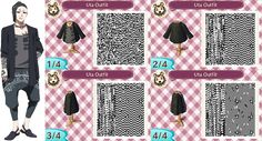 ACNL- Uta Shirt by ACNL-QR-CODEZ.deviantart.com on @DeviantArt