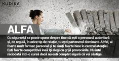 Ai personalitate ALFA!