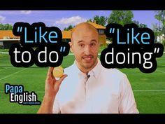 """""""like to do"""" or """"like doing"""" - YouTube"""