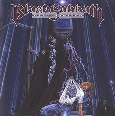 Black Sabbath -  Dehumanizer (1992) Album