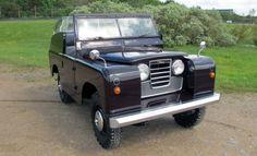1958 Series ll Royal Land Rover