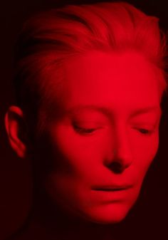 deshistoiresdemode: Tilda Swinton by Peter Hapak _ The Room Magazine fw Tilda Swinton, Room Magazine, Tv Movie, Movies, British Actresses, Cultura Pop, Shades Of Red, Famous Faces, Transgender