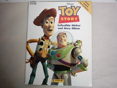 toy story rare panini sticker story album book includes set of 66 stickers ebay
