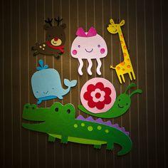 Cricut Create a Critter...could that snail be any cuter? Create A Critter, Cricut Explore Air, Cricut Cards, Like Animals, Vinyl Sheets, Snail, Cricut Ideas, Kara, Baby Quilts