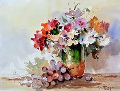 Watercolour-Acuarela-Corneliu-Dragan-Targoviste-natura-moarta-compozitie-15.jpg 620×470픽셀
