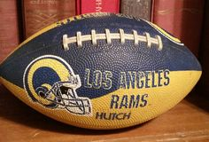 Check out this item in my Etsy shop https://www.etsy.com/listing/289445025/vintage-1980s-los-angeles-rams-football